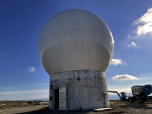 35.5ft Radome